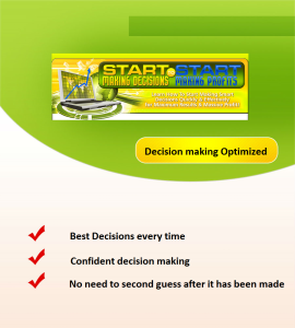 Decision training